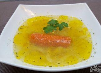Gyöngyös leves
