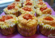 Sonkás-tojásos muffin