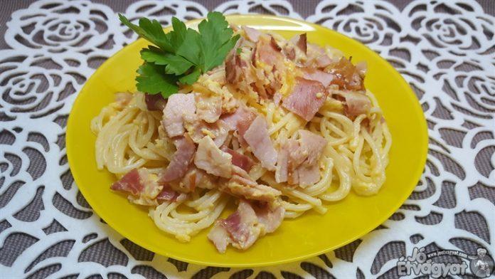 spagetti-carbonare