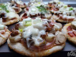kolbászos pizza háziassan