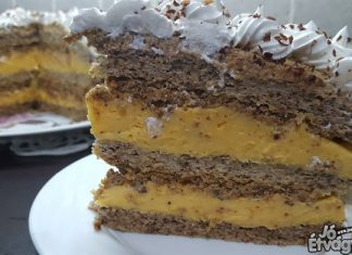 Egyiptomi torta