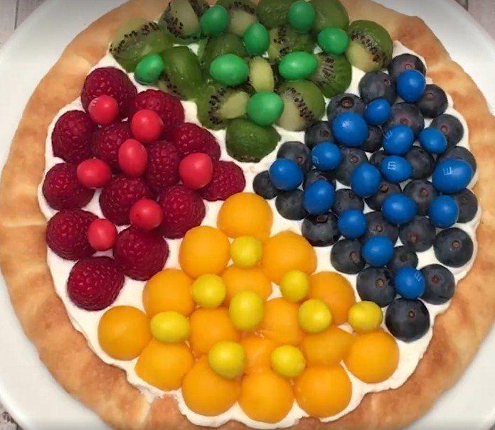 Gyümölcsös pite