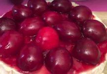 Ropogós sajtos cseresznyés rétes