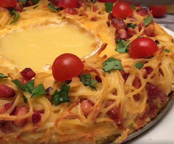 Spagetti pite