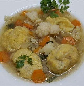 Szabógallér leves