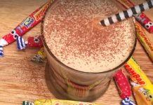 Milkshake Carambar