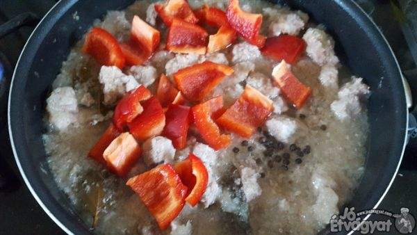 Sertescomb főzése