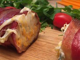 Három sajtos bagett